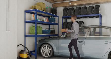 Najlepšie nápady, ktoré môžete využiť pri skladovaní vecí v garáži
