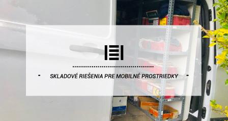 Skladové riešenia pre mobilné prostriedky