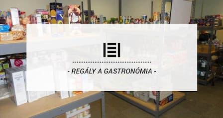 Regály a gastronomické prevádzky